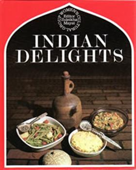 Kitaabun classical and contemporary muslim and islamic books indian delights cookery cooking book by zuleikha mayat 0949 2g6 hb 397pp womens cultural group south africa curries vegetable fish naan forumfinder Choice Image