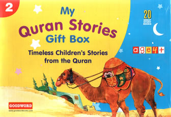 My Quran Stories Gift Box 2 (20xPB Books): For Little Hearts|