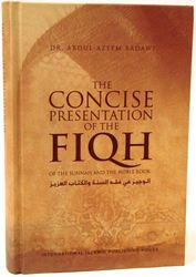 The Concise Presentation of The Fiqh of Sunnah and Noble Book;]