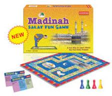 The Madinah Salat Fun Board Game (GoodwordKidz)