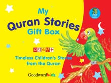 My Quran Stories Gift Box 1 (20xPB Books): For Little Hearts|