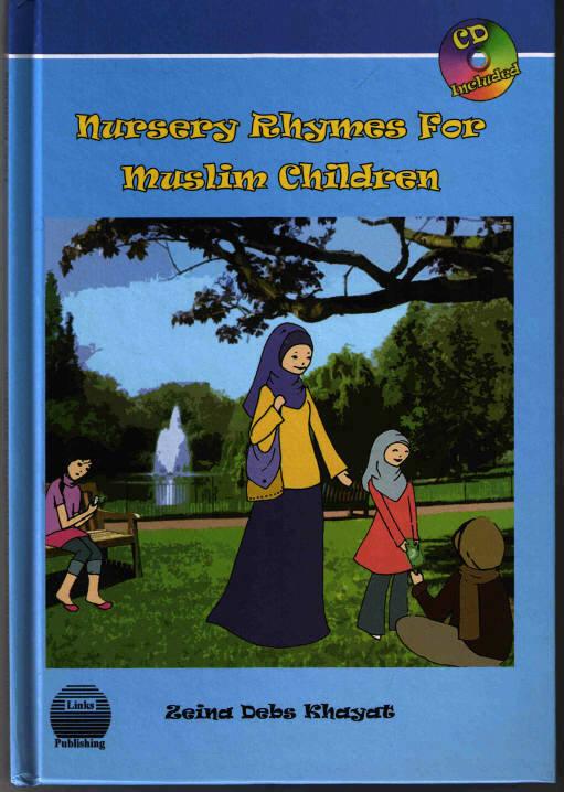 Nursery Rhymes For Muslim children with CD, Audiobook