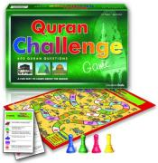 QURAN CHALLENGE GAME:A FUN WAY TO LEARN ABOUT THE QURAN (green)