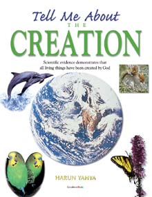 Tell Me About The Creation (Goodword Books) HB