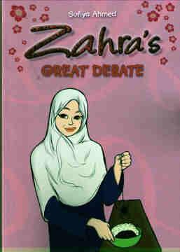 Zahra's Great Debate By Sufiya Ahmed <fictional>