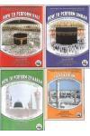 Collection of 4 Booklets on Hajj, Umrah, Ziyaarah (Hanafi)