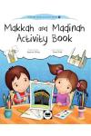 Makkah and Madinah Activity Book (Stickers - Activities - Colour
