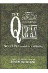 AL-Qur'an Arabic With English Meanings: Saheeh Int'