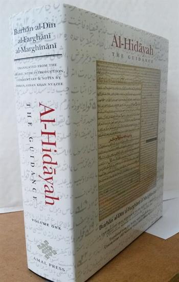 Al-Hidayah: Classical Manual of Hanafi Law Vol 1, New Trans