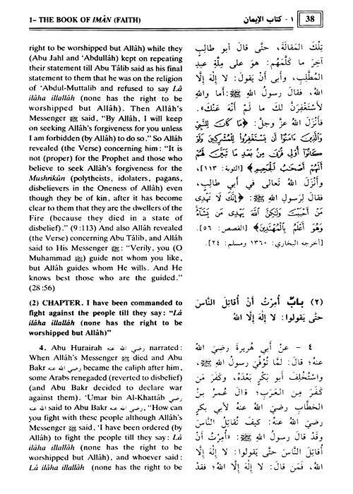 Sahih Muslim Arabic Pdf