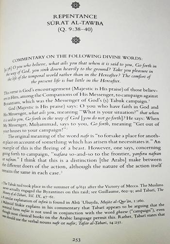 Selections From Qur'an Tafseer At-Tabari, 2V Set, English, ITS