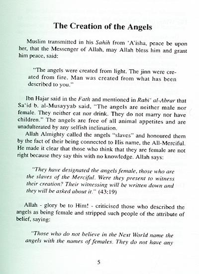 World of The Angels By Sheikh Abdul-Hamid Kishk