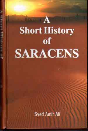 History of saracens by syed ameer ali