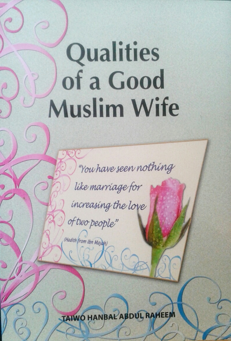 What are qualities of a good wife