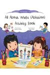All About Wudu (Ablution) Activity Book (Stickers, Colouring &